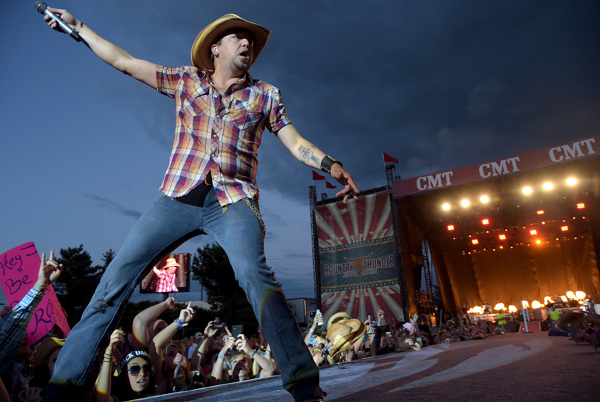Win Jason Aldean Tickets And Meet And Greet Passes Video