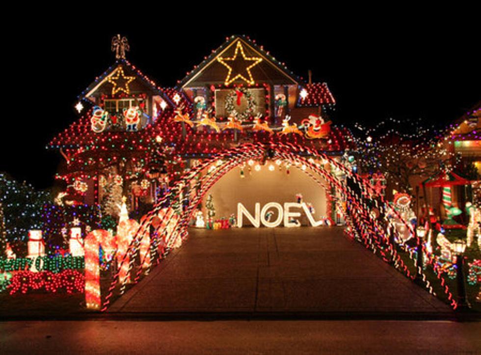 Funny Christmas Light Shows [Videos]